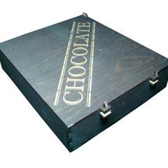 Лазерная резка и гравировка Коробка для шоколадных наборов 8(499) 409-28-36