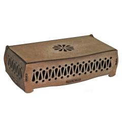 """Лазерная резка и гравировка Коробка """"Узорная"""" 8(499) 409-28-36"""