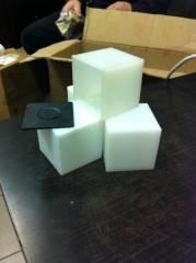 Лазерная резка и гравировка Заготовки кубиков-трансформеров 8(499) 409-28-36