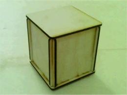 Лазерная резка и гравировка Коробка для листового чая (009) 8(499) 409-28-36