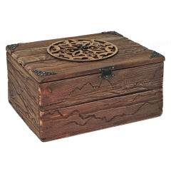 """Лазерная резка и гравировка Коробка """"С эмблемой"""" 8(499) 409-28-36"""