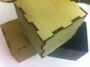 Деревянный заготовки кубиков трансформеров