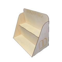 """Лазерная резка и гравировка Коробка для промо-акций """"Выставочная"""" 8(499) 409-28-36"""